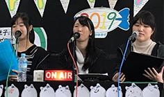 学⽣放送研究会ラジスタ