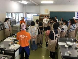 5月19日高校生のための各務原にんじん料理教室s