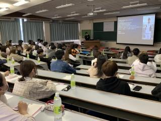 岐阜新聞社様スポーツ講座